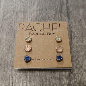 Rachel Roy Stud Trio